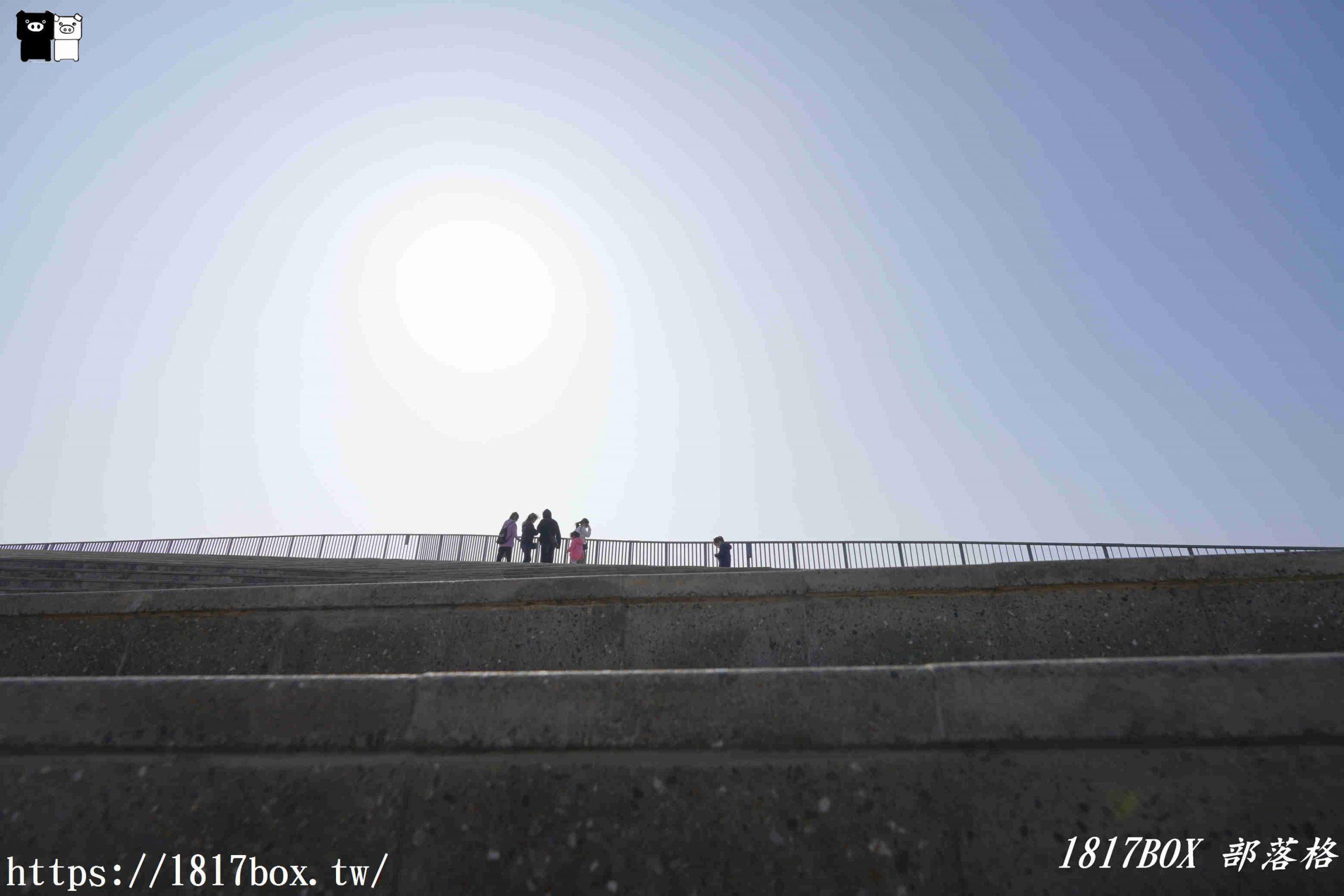 【台南。七股】七股遊客中心。特色建築地景。網美必拍打卡聖地 @1817BOX部落格