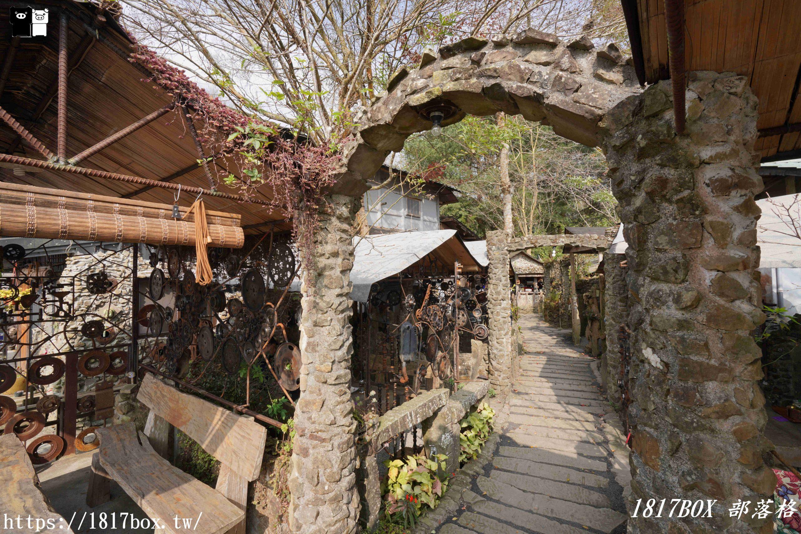 【嘉義。阿里山】阿將的家23咖啡館。走進迷你版的鄒族部落 @1817BOX部落格
