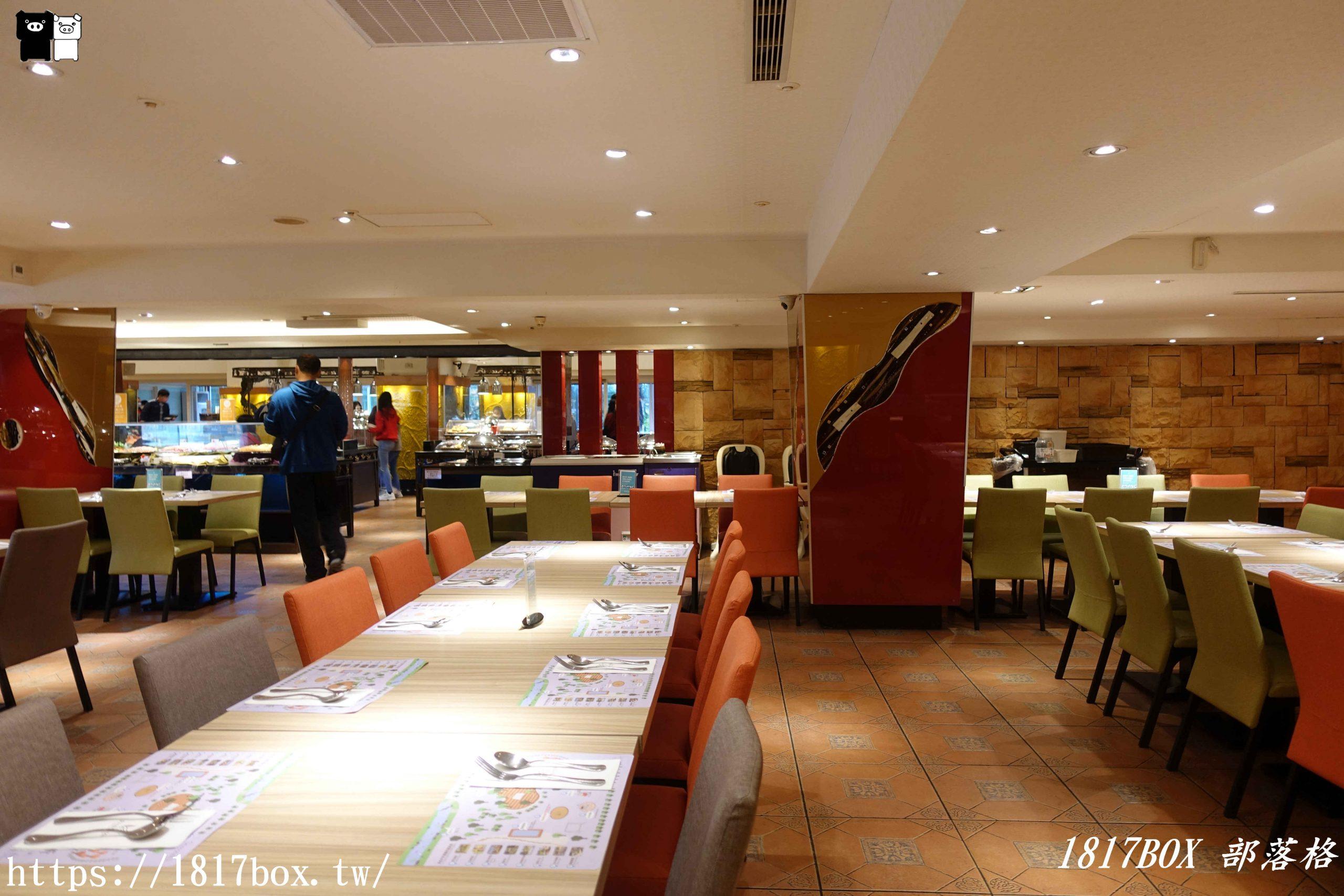 【台中。烏日】清新溫泉飯店。一泊二食 @1817BOX部落格