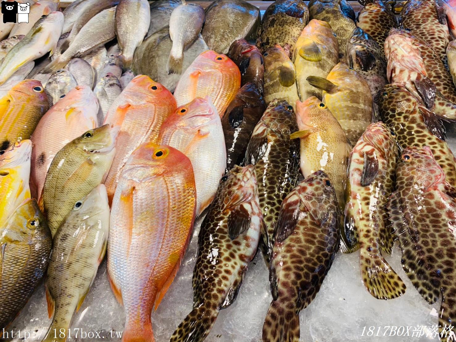 【新竹。北區】南寮漁港。新竹漁港漁產品直銷中心 @1817BOX部落格