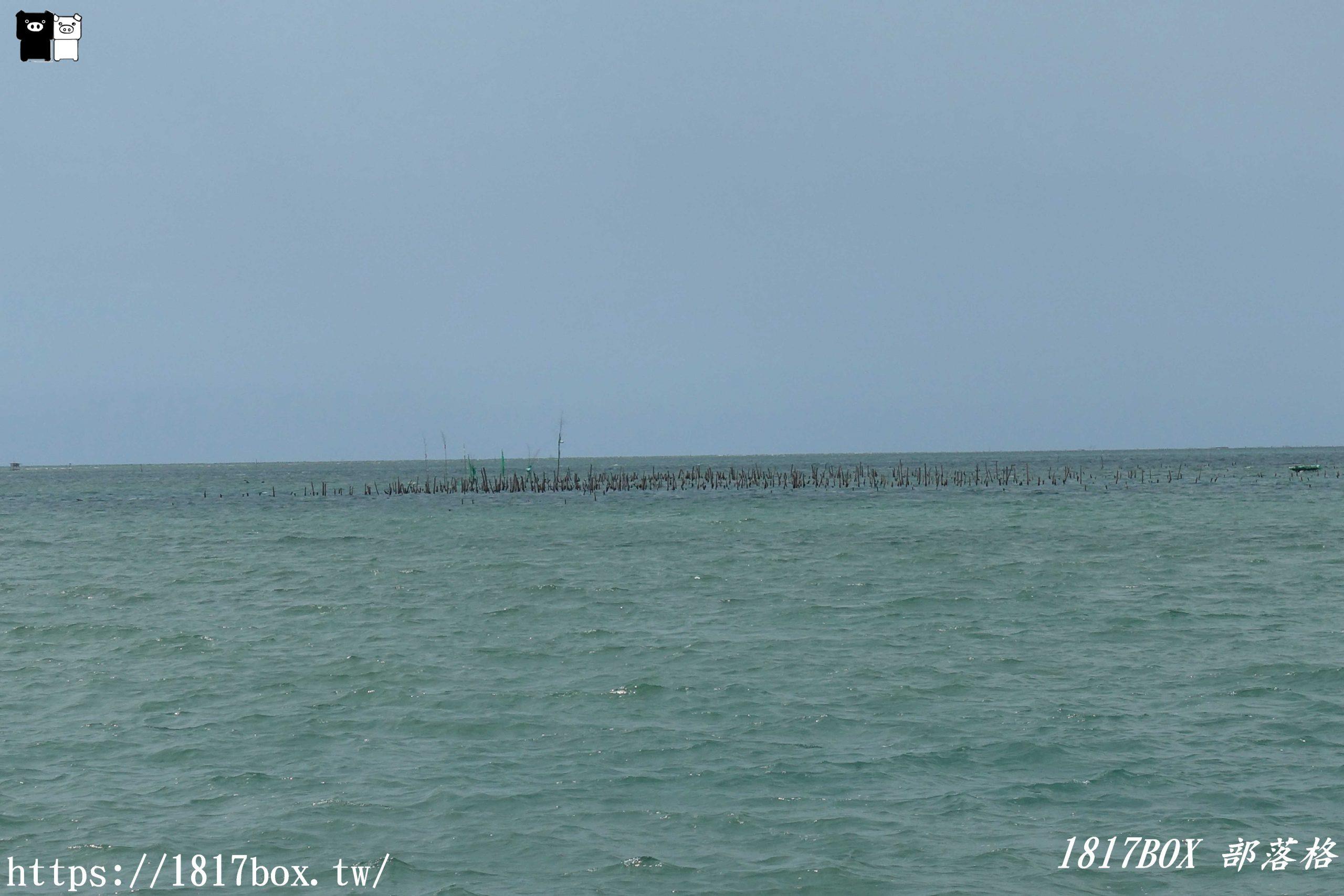 【新竹。香山】海山漁港。觀海平台。香山溼地風貌盡收眼底 @1817BOX部落格