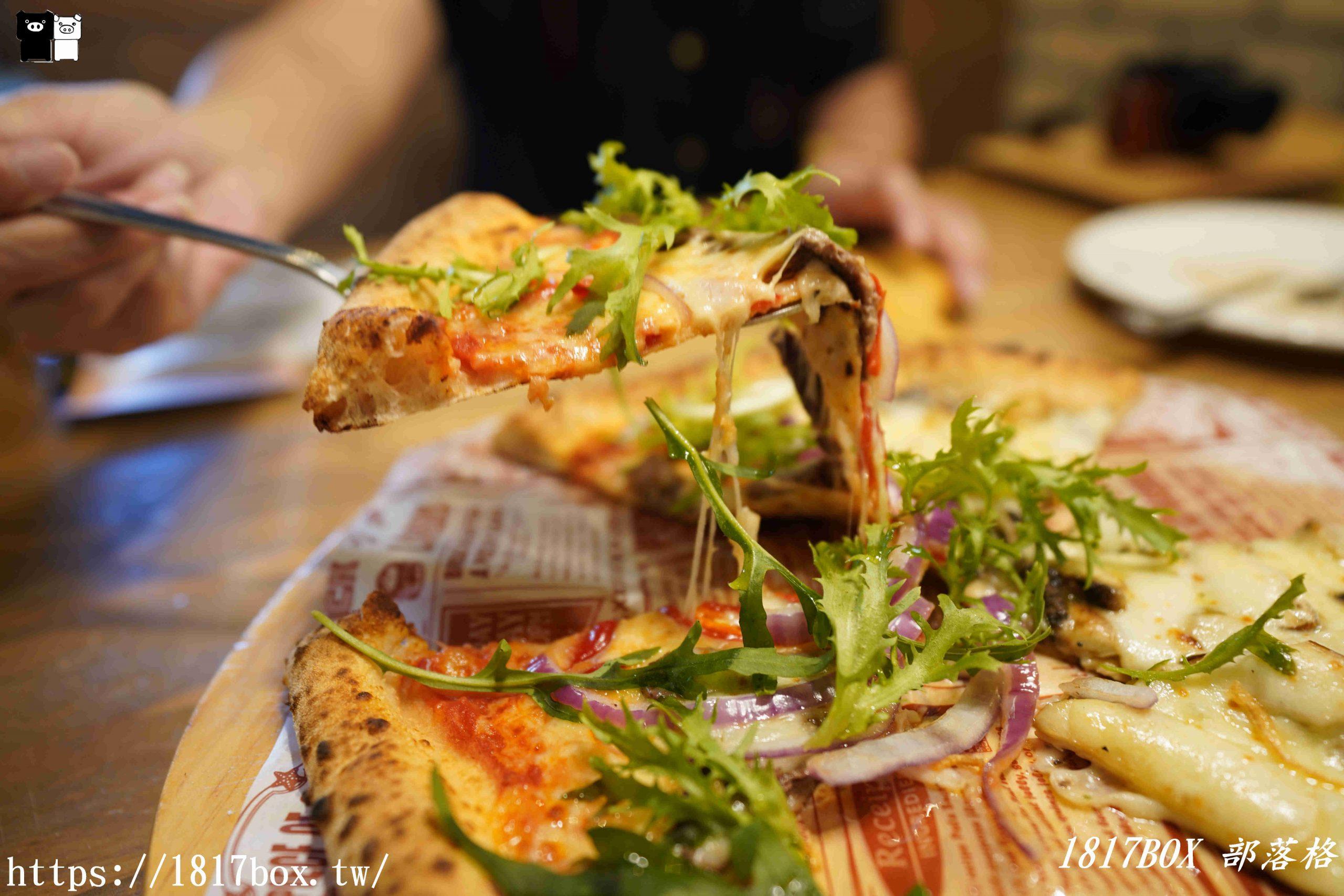 【台中。西屯】默爾 pasta pizza義大利餐廳。台中J Mall店。天然原味零添加的義大利美食 @1817BOX部落格