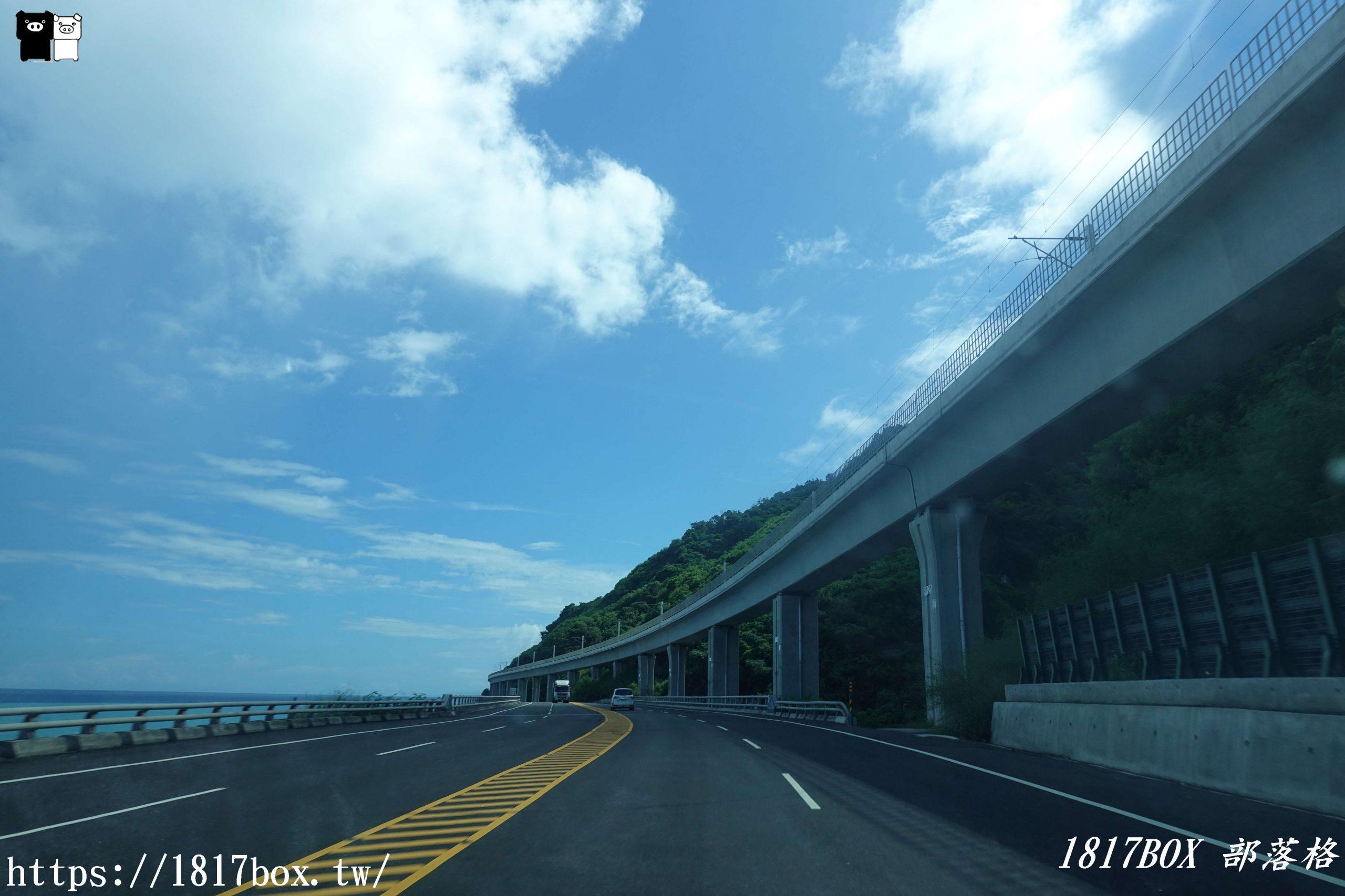 【台東。太麻里】金崙大橋。全台最美高架橋。無敵海景引人入勝 @1817BOX部落格