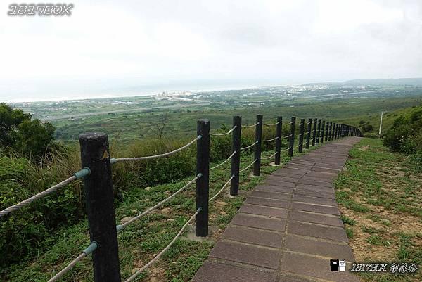 【台中。清水】鰲峰山觀景平台。中部最夯打卡新景點 @1817BOX部落格