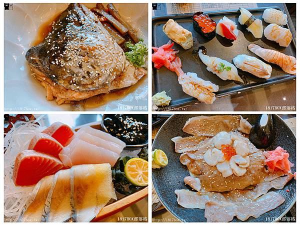 【彰化市】再訪。國壽司。彰化市平價日式料理 @1817BOX部落格